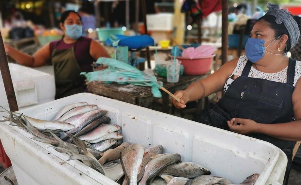 Decreta Juchitán cierre total del comercio ante crisis de Covid-19