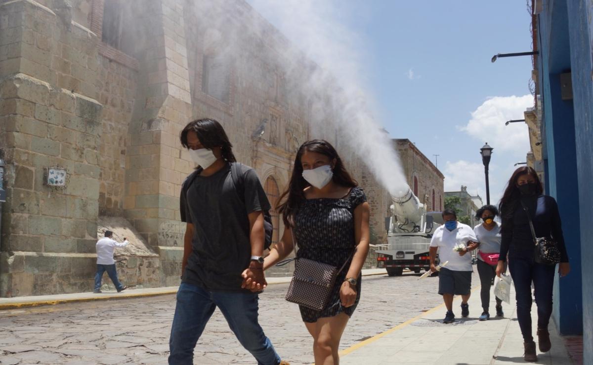 Pide PRI que confinamiento en Oaxaca sea por región, tras regreso al semáforo rojo