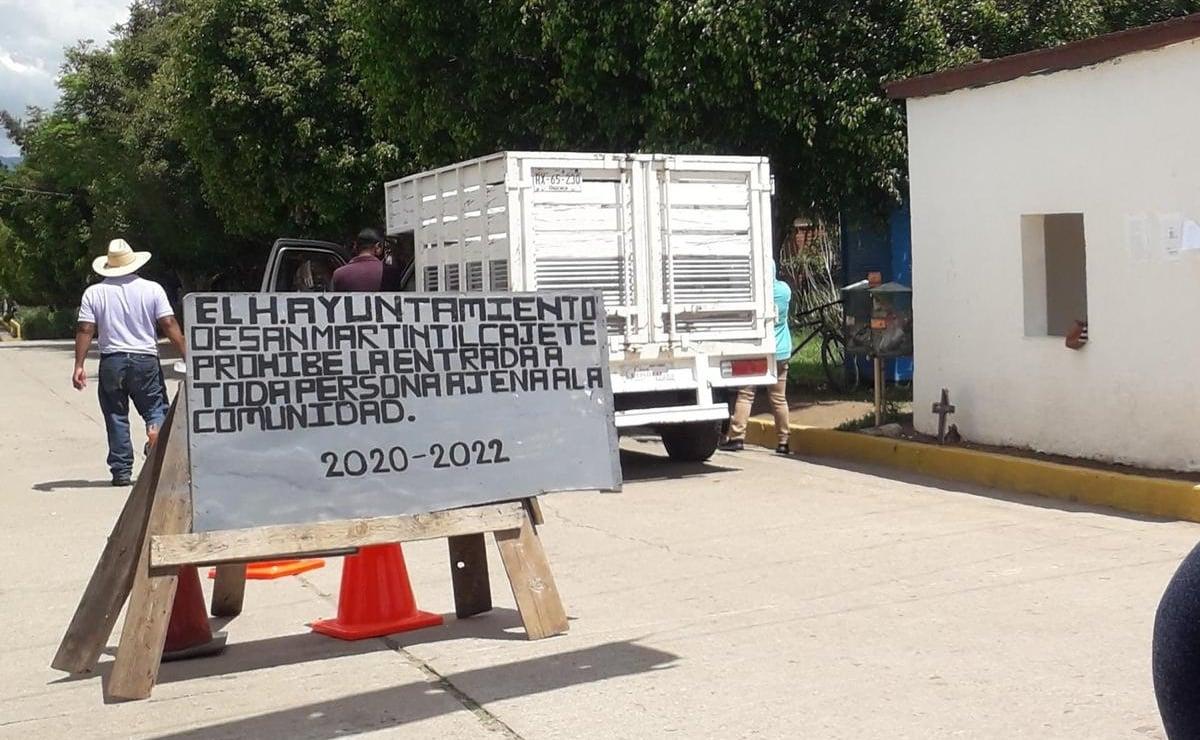 Confirma San Martín Tilcajete, cuna de los alebrijes, su primer caso de Covid-19