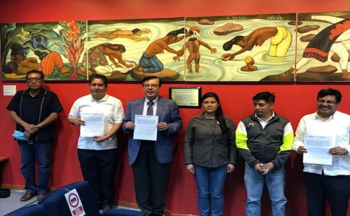 Recibe Guelatao 57.6 mdp federales para desarrollo comunal y honrar la memoria de Juárez