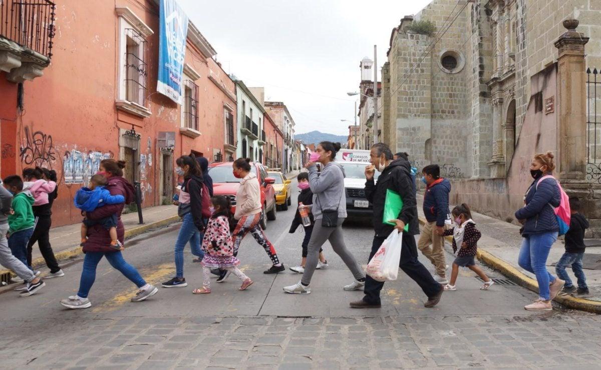 ¿Qué implica para comercio y actividades que Oaxaca vuelva a semáforo rojo?