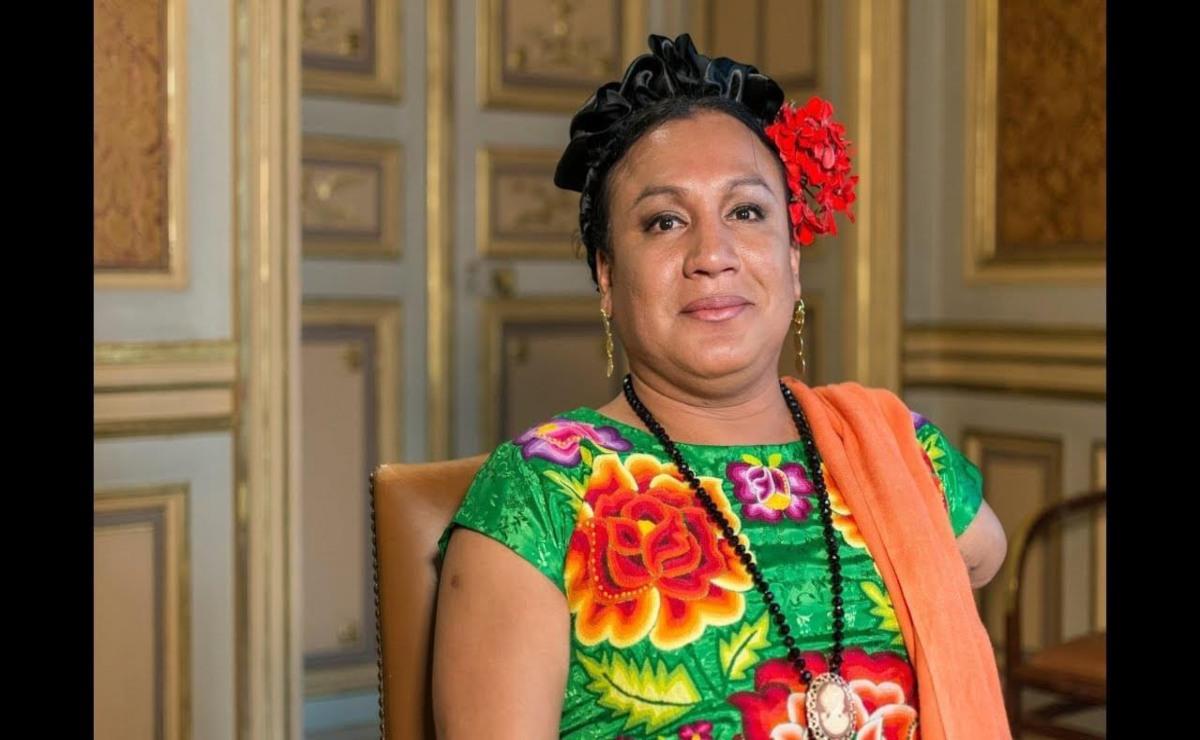 """""""Se debe fortalecer narrativa contra la discriminación"""": Amaranta Gómez, antropóloga muxe"""