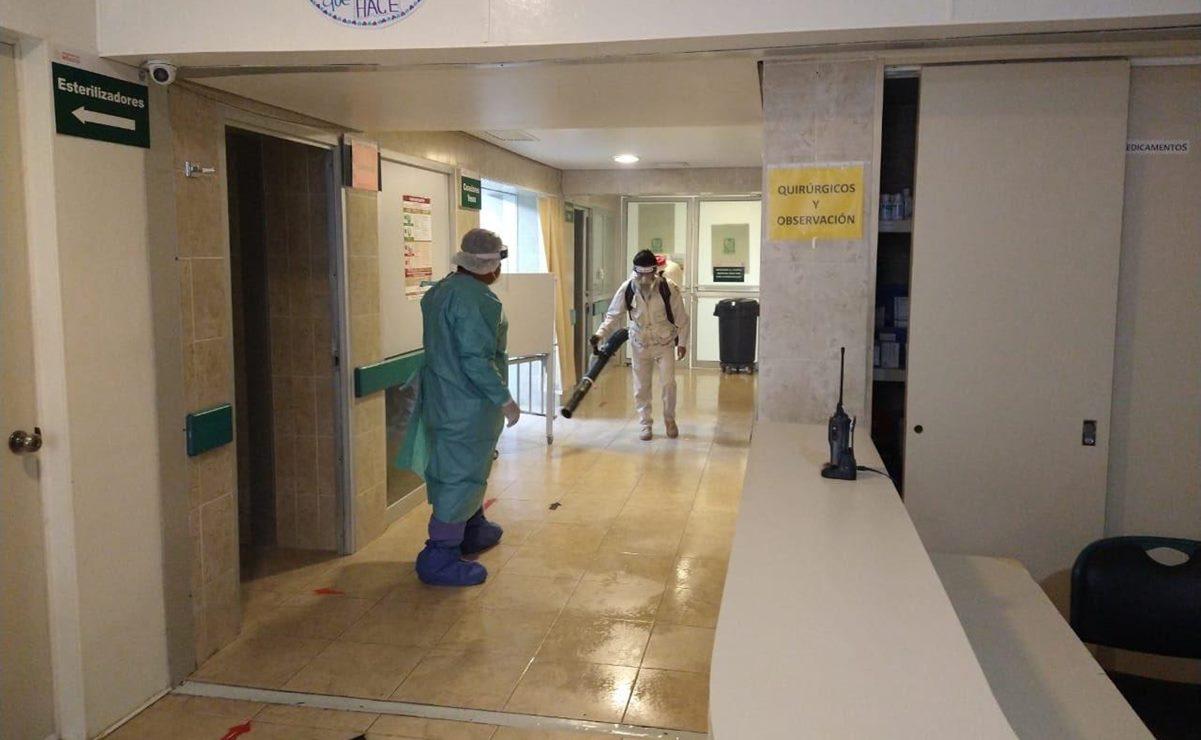 Acusan trabajadores de hospital de Huajuapan que los obligan a atender pacientes Covid-19, sin protección