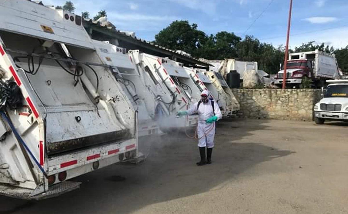 Fallece décimo trabajador de limpia con síntomas de Covid-19; sindicato pide protección