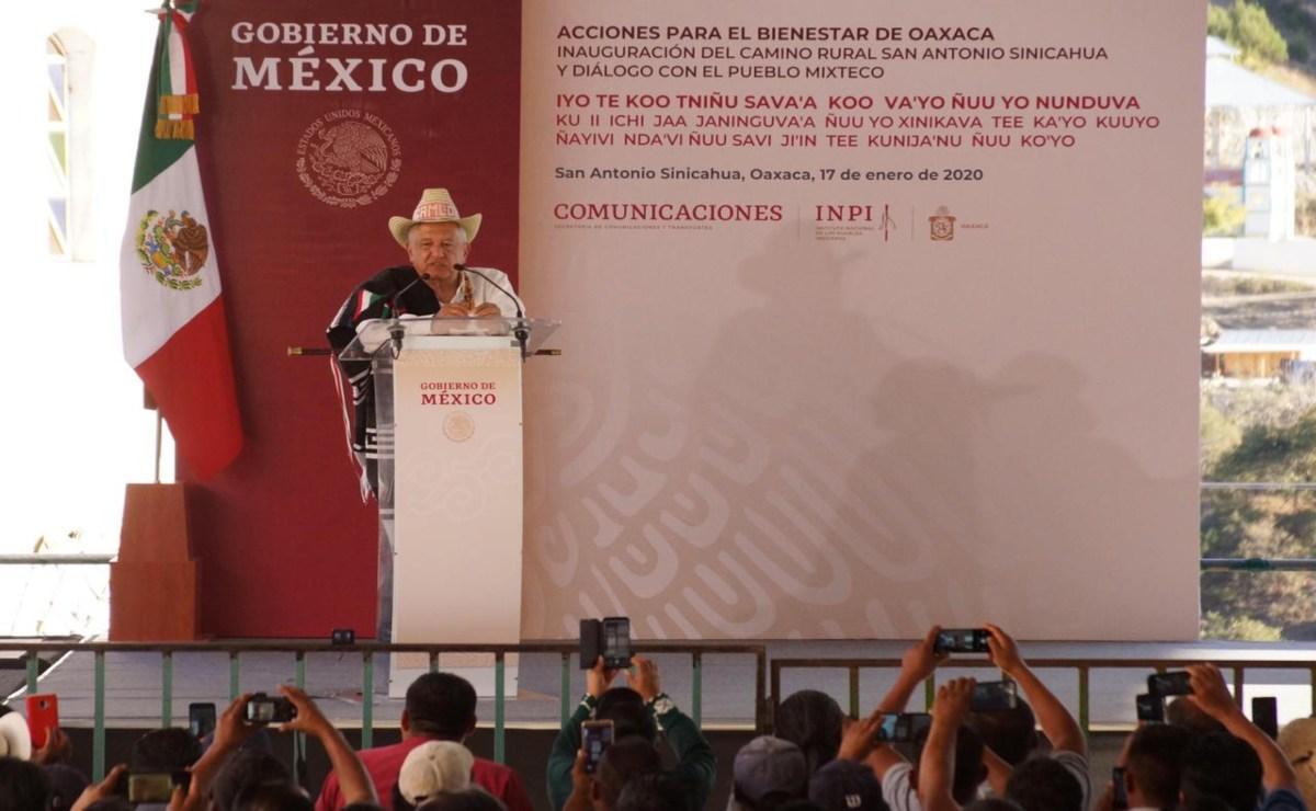 AMLO alista gira por Oaxaca para supervisar obras en el Istmo y la Costa