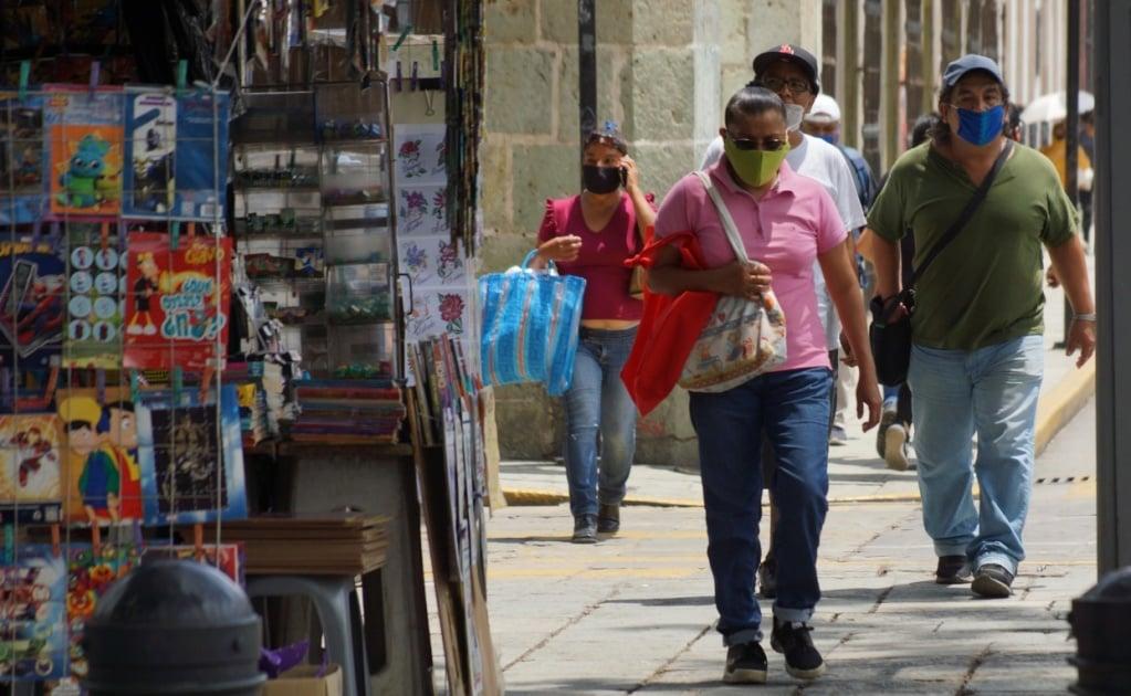 Acumula Oaxaca 9 mil 514 contagios por Covid-19, y 10 fallecimientos más en el día