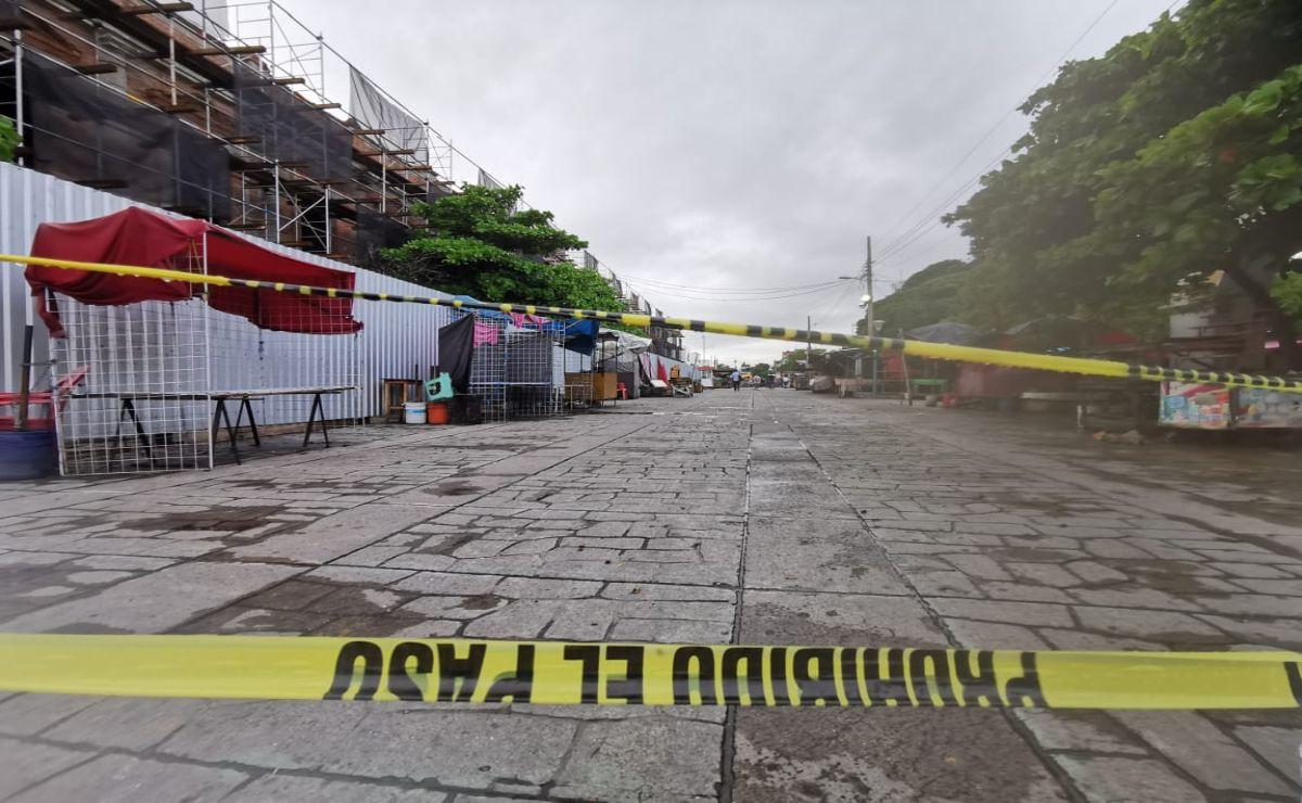 Tiendas de electrodomésticos y bancos se amparan contra cierre total de comercios en Juchitán