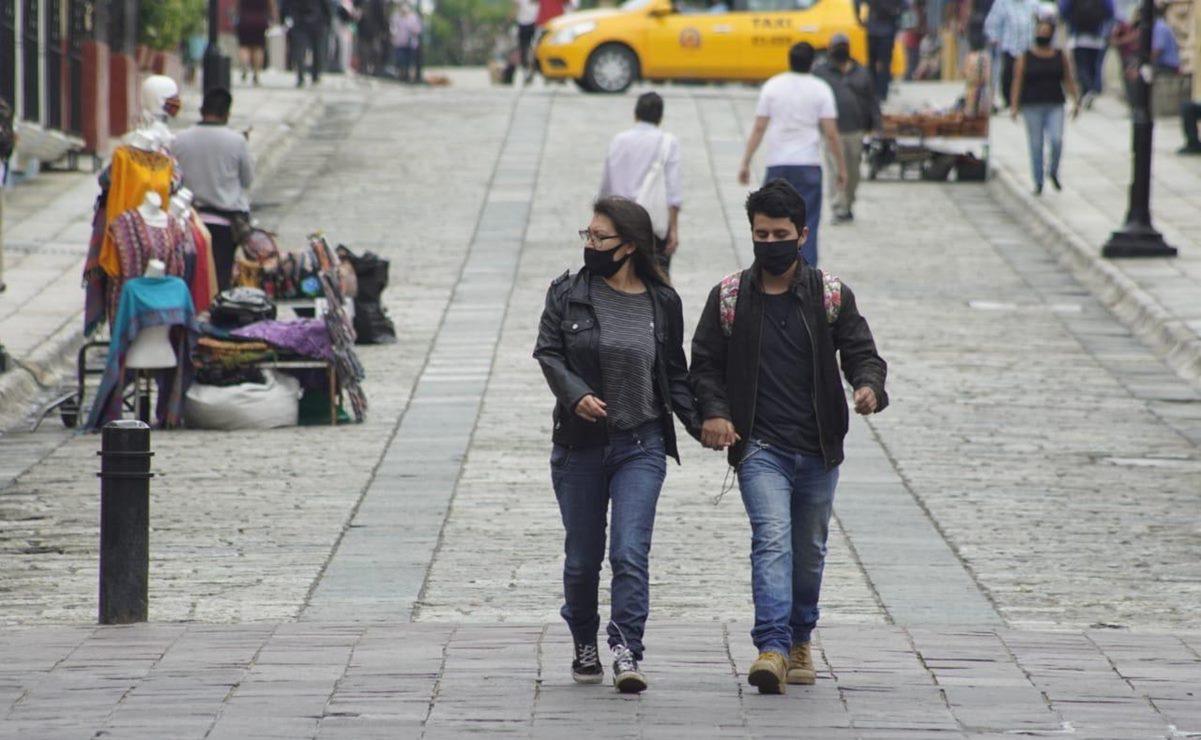 Rebasa Oaxaca los 10 mil casos de Covid-19; suman 918 defunciones