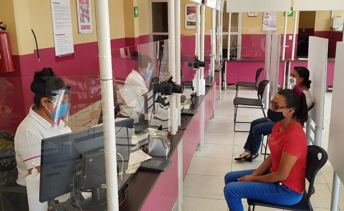 INE reinicia actividades en Oaxaca con medidas de nueva normalidad; sólo se atenderá con previa cita