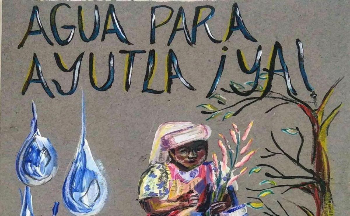 Poder Judicial ordena dictar sentencia en caso de Ayutla Mixe, comunidad que lleva 3 años sin agua