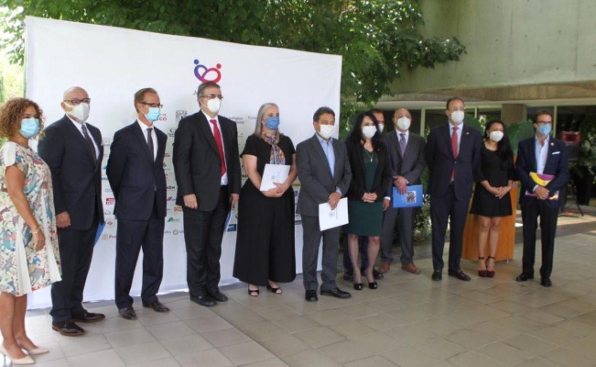 Anuncian pruebas de vacuna contra Covid-19 en México