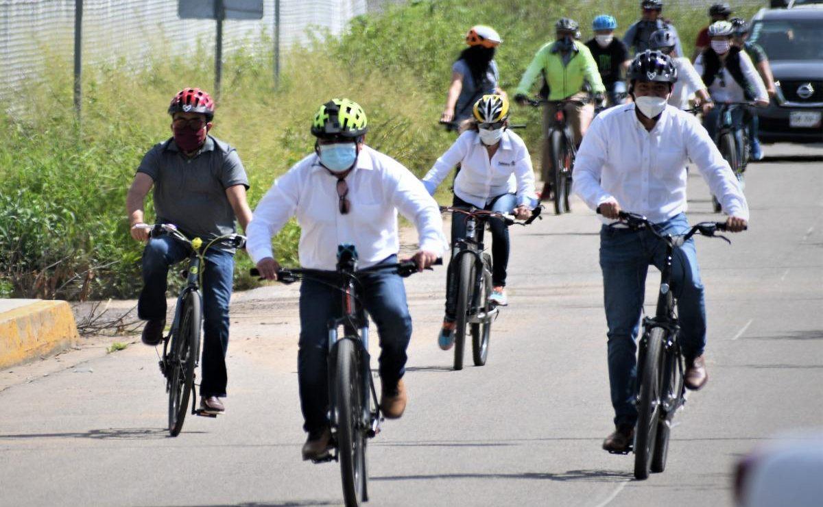 Desde el Congreso, buscan impulsar la bicicleta como medio de transporte y proteger a ciclistas