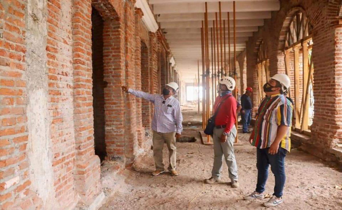 Tras casi 9 meses parado, asignan al Istmo 75 mdp del Programa Nacional de Reconstrucción