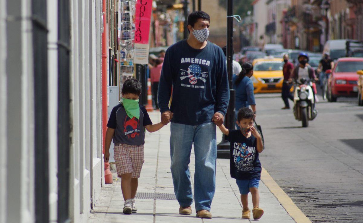 Registra Oaxaca más de 11 mil contagios y mil muertes por Covid-19