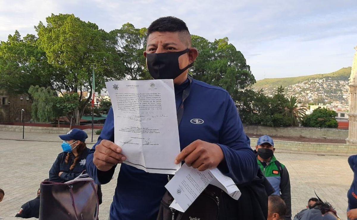 Policías capitalinos denuncian hostigamiento de superiores por exigir condiciones dignas