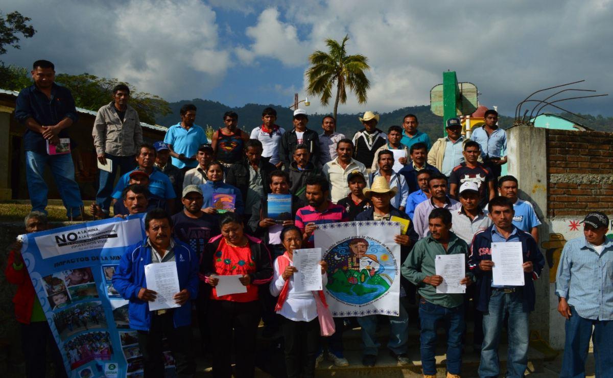 Chontales piden protección ante Ley Minera, pandemia complica acceso a la justicia por procesos en línea
