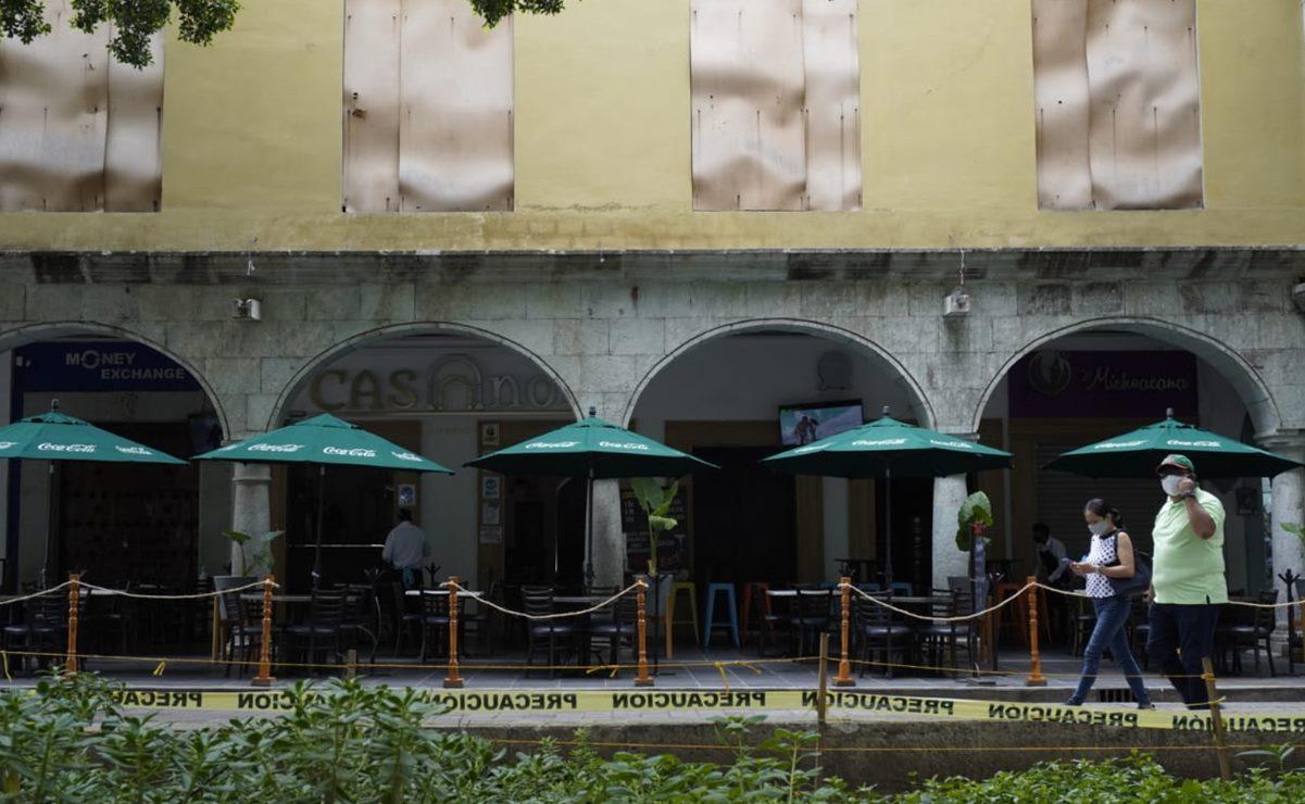 Suman 11 mil 227 casos por Covid-19 en Oaxaca, y mil 16 muertes por esta enfermedad
