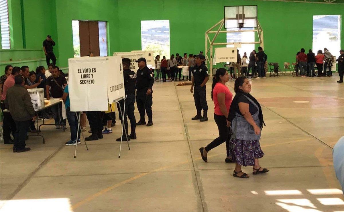 Recomienda IEEPCO a pueblos indígenas aplazar elecciones extraordinarias por Covid-19