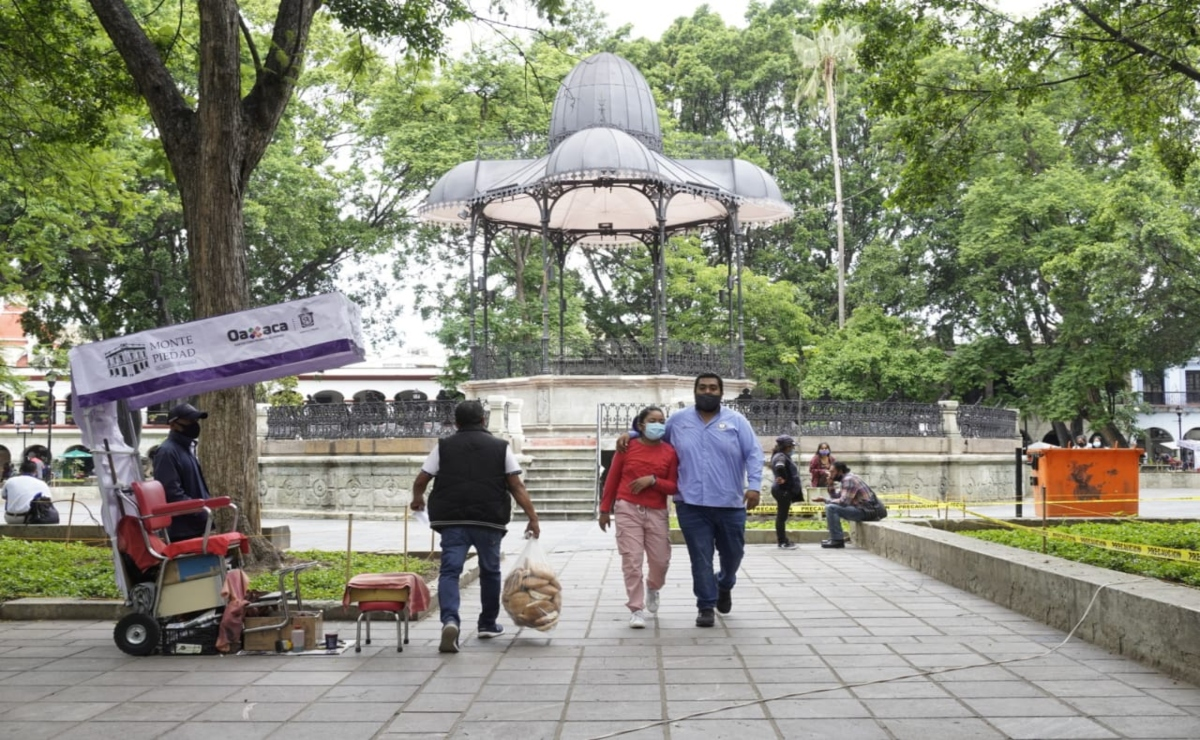 La capital concentra 194 de los 693 casos activos de Covid-19 que hay en Oaxaca