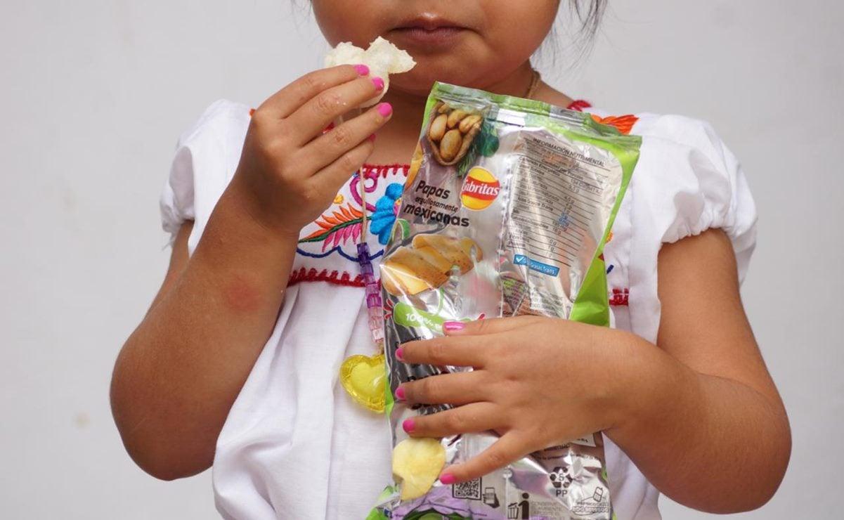 Prohibición de venta de chatarra a niños reinvindica derecho a la alimentación digna: Defensoría