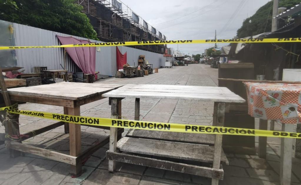 Tras parálisis por Covid-19, se reactiva paulatinamente la economía en Juchitán