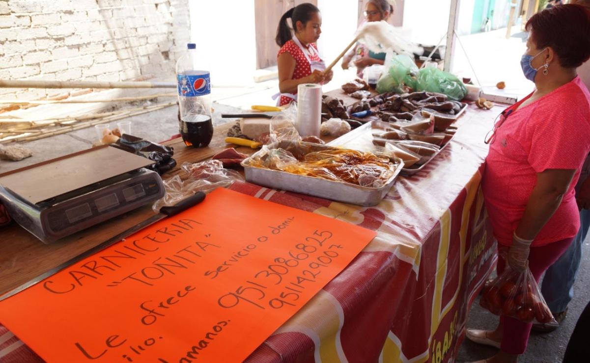 Mujeres son las dueñas de 51.7% de los negocios en Oaxaca: Inegi