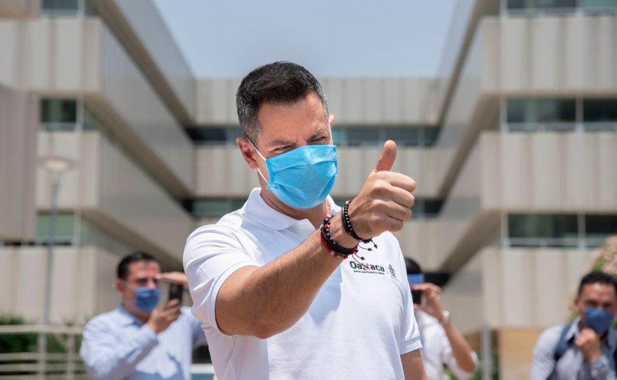 Casi 73% de la población aprueba gestión de Murat frente a la pandemia de Covid-19: encuesta