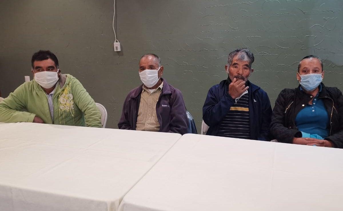 Habitantes de la 3era edad acusan abuso de autoridad y discriminación de edil de San Juan Teposcolula