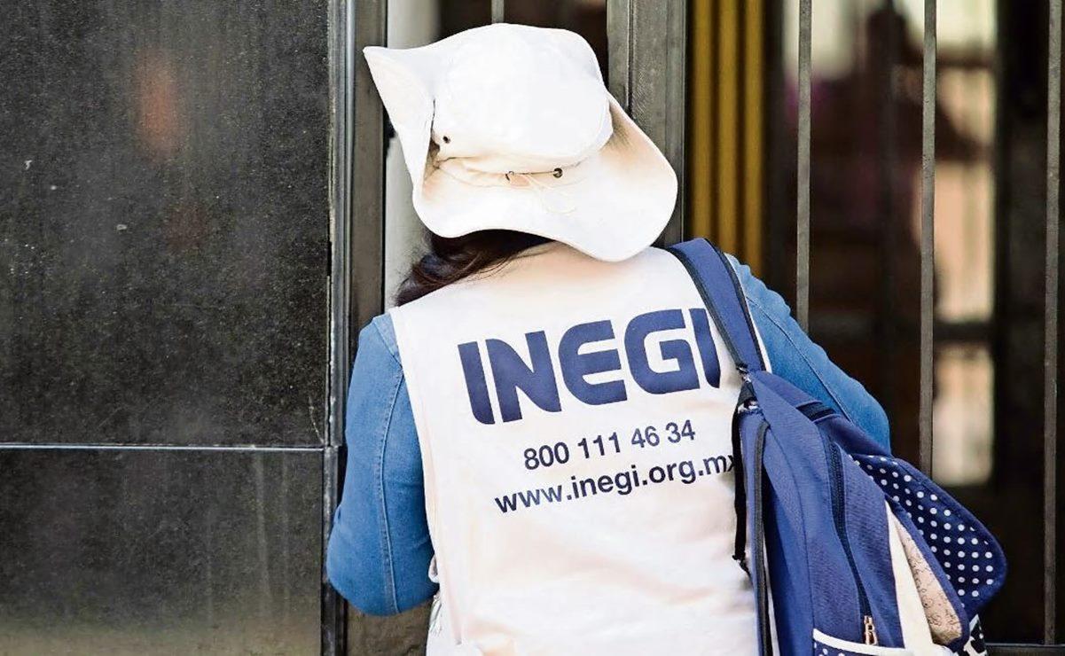 Encuestadores del INEGI reinician actividad de campo en nueva normalidad