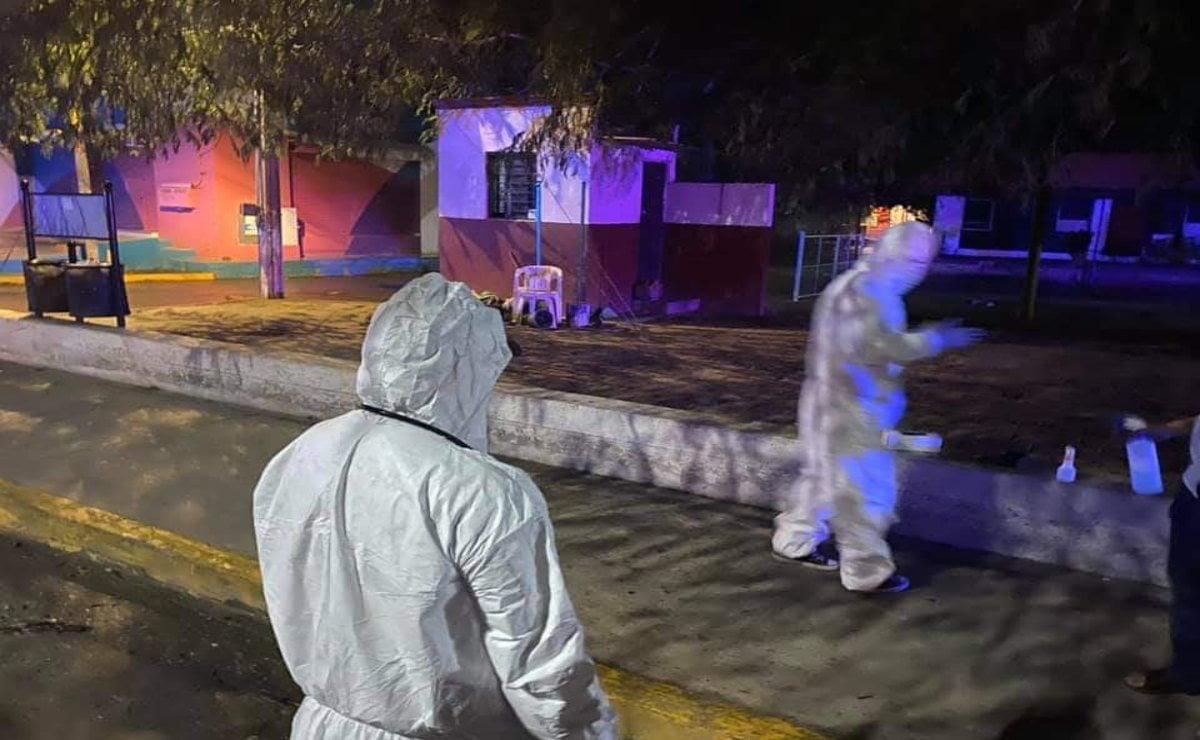 Buscan que hospital Insabi de Juchitán reciba a indigente con Covid-19, no lo permite protocolo