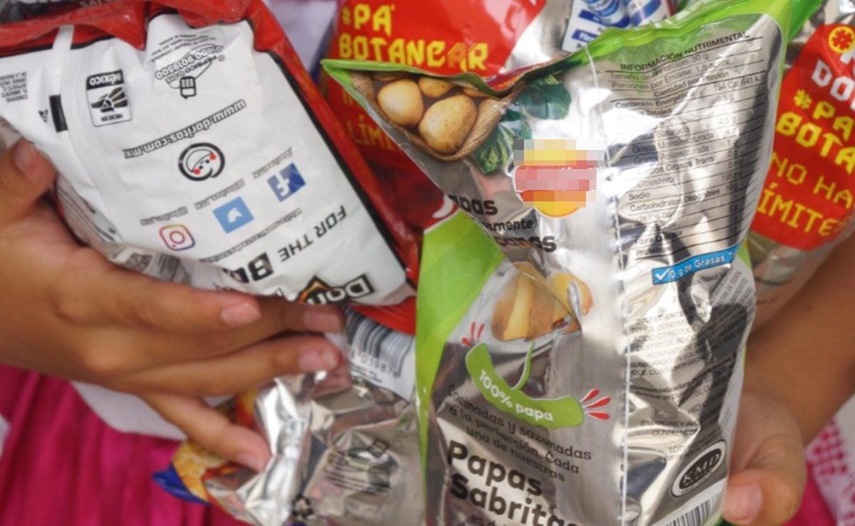 """Exigen en Congreso aclarar """"vacíos"""" en ley contra comida chatarra; piden detallar productos"""