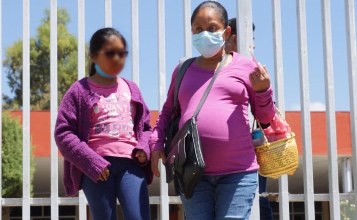 Más de 300 niños se han contagiado de Covid-19 en Oaxaca; 4 recién nacidos han muerto