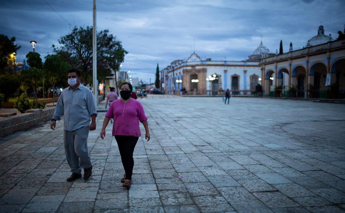 Rebasa Oaxaca 12 mil contagios de Covid-19 y suma mil 122 muertes