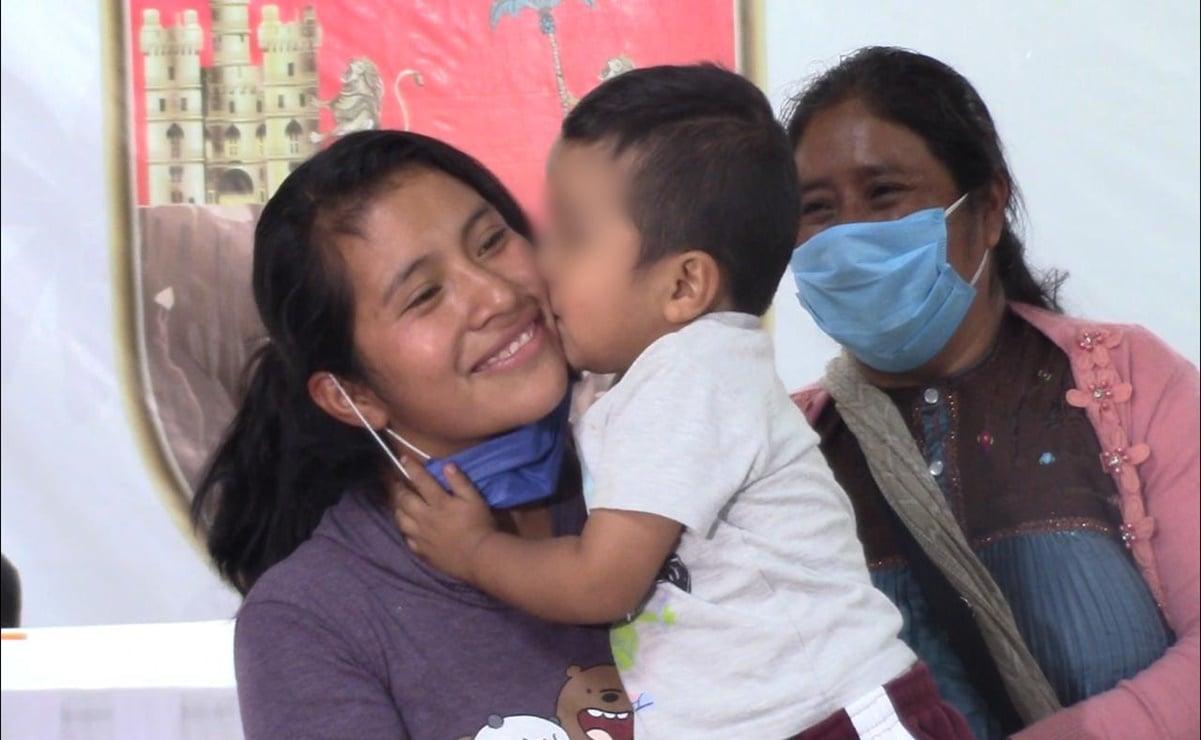 Detienen a mujer que sustrajo a Dylan en Chiapas; alcanzaría hasta 75 años de prisión