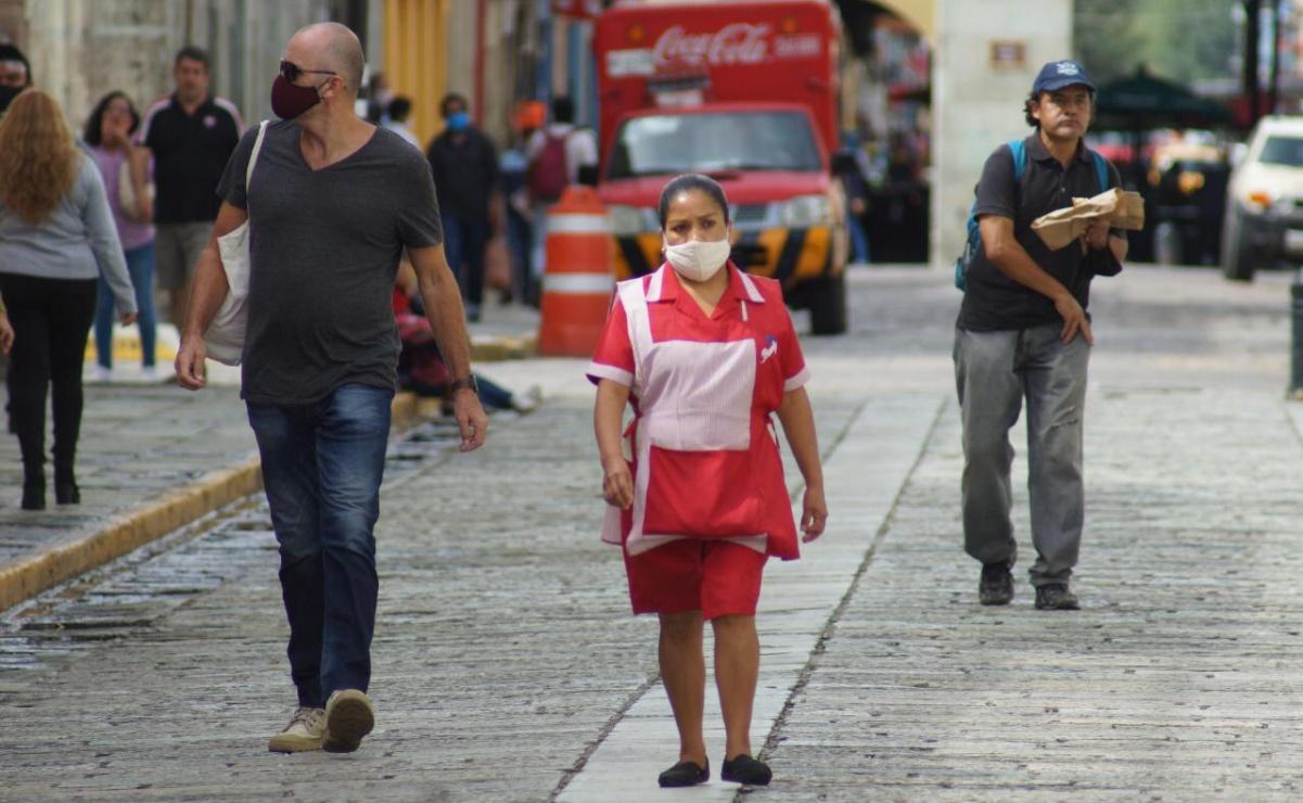 Oaxaca acumula 12 mil 214 casos confirmados de Covid-19; se mantiene en semáforo naranja