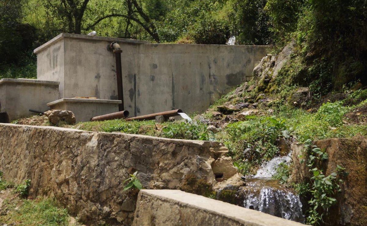 Misión de Observación llama a autoridades a acatar sentencia para reconectar a Ayutla al agua