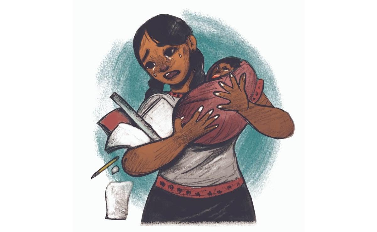 Embarazo adolescente, pie a muerte materna entre mujeres indígenas y causa de desigualdad