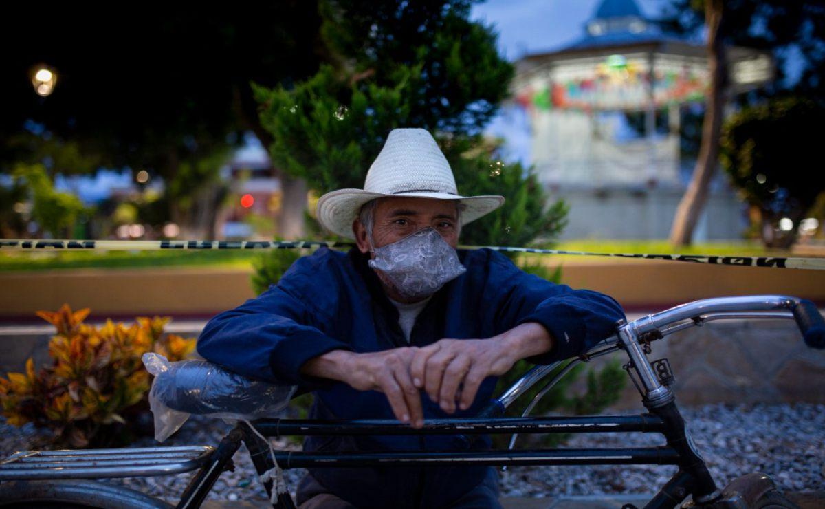 Estos son los casi 100 municipios de Oaxaca donde sigue activa la pandemia de Covid-19