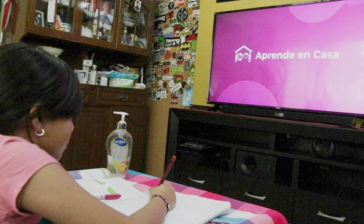 TV no sustituye al profesor, será sólo un apoyo para alumnos: IEEPO