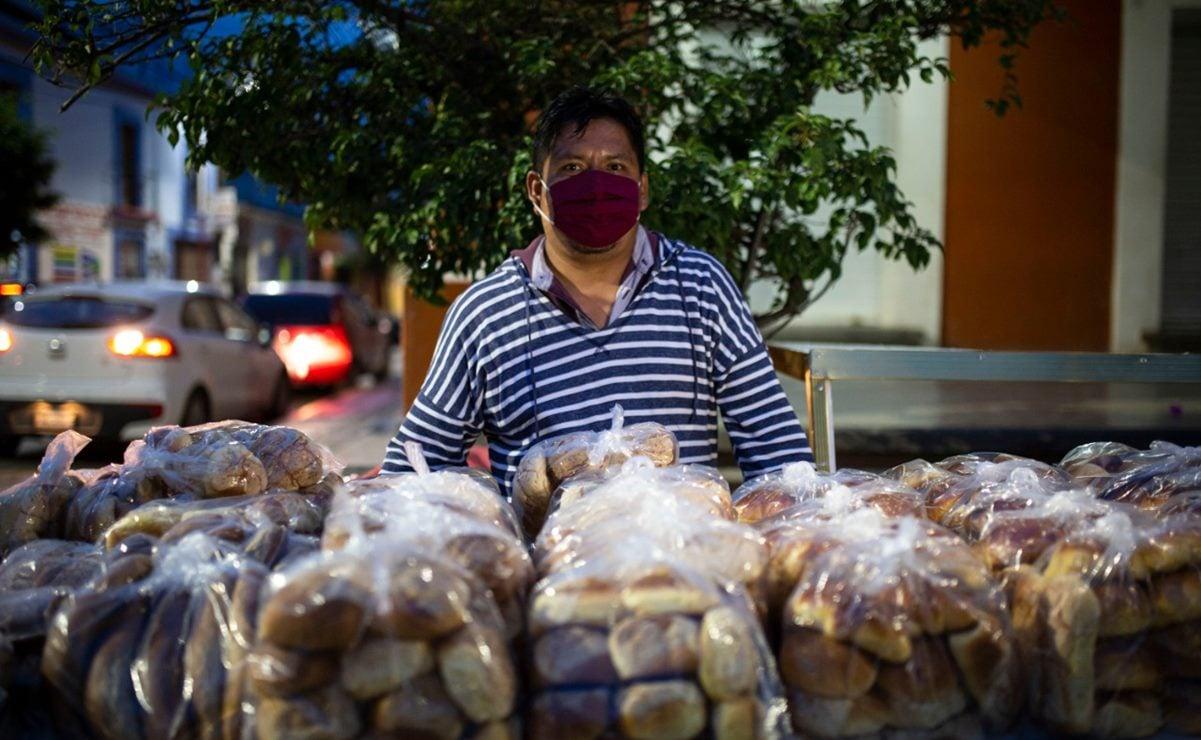 Oaxaca registra 41 nuevos casos de Covid-19, llega a 12 mil 399