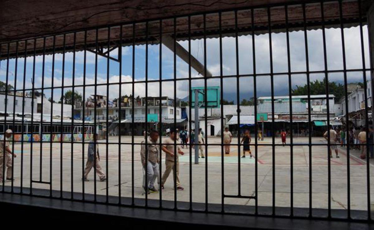 Suman 30 contagios y cinco muertes por Covid-19 en prisiones de Oaxaca: CNDH