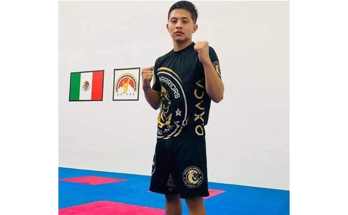 Indigna asesinato de Rodrigo Abed, campeón de Ju Jitsu de 17 años y estudiante de prepa