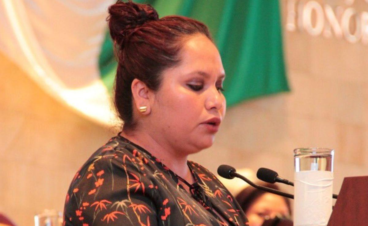 Pide diputada entregar registro y resoluciones de casos de violencia política contra la mujeres