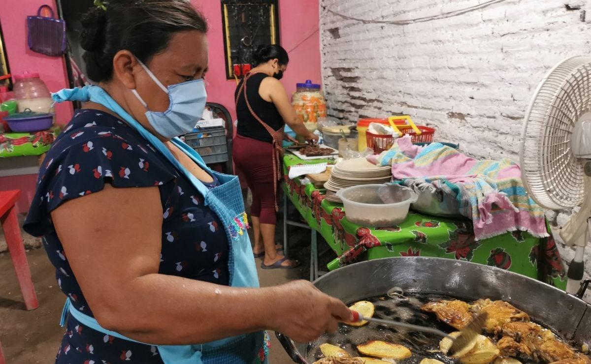 Comerciantes en Juchitán ya vivían en emergencia desde el terremoto del 7S