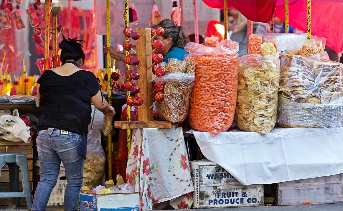 Prohibición oaxaqueña de vender productos procesados a niños podría extenderse a 24 estados: Coparmex