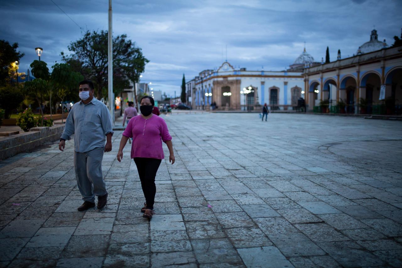 Oaxaca suma 12 mil 614 contagios por Covid-19; registra mil 193 fallecimientos