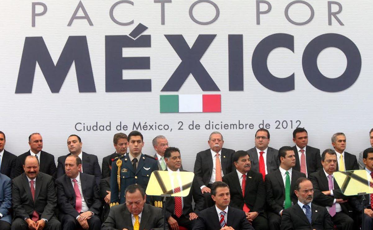 Diputados de Oaxaca exhortan al Congreso de la Unión a revocar reformas del Pacto por México
