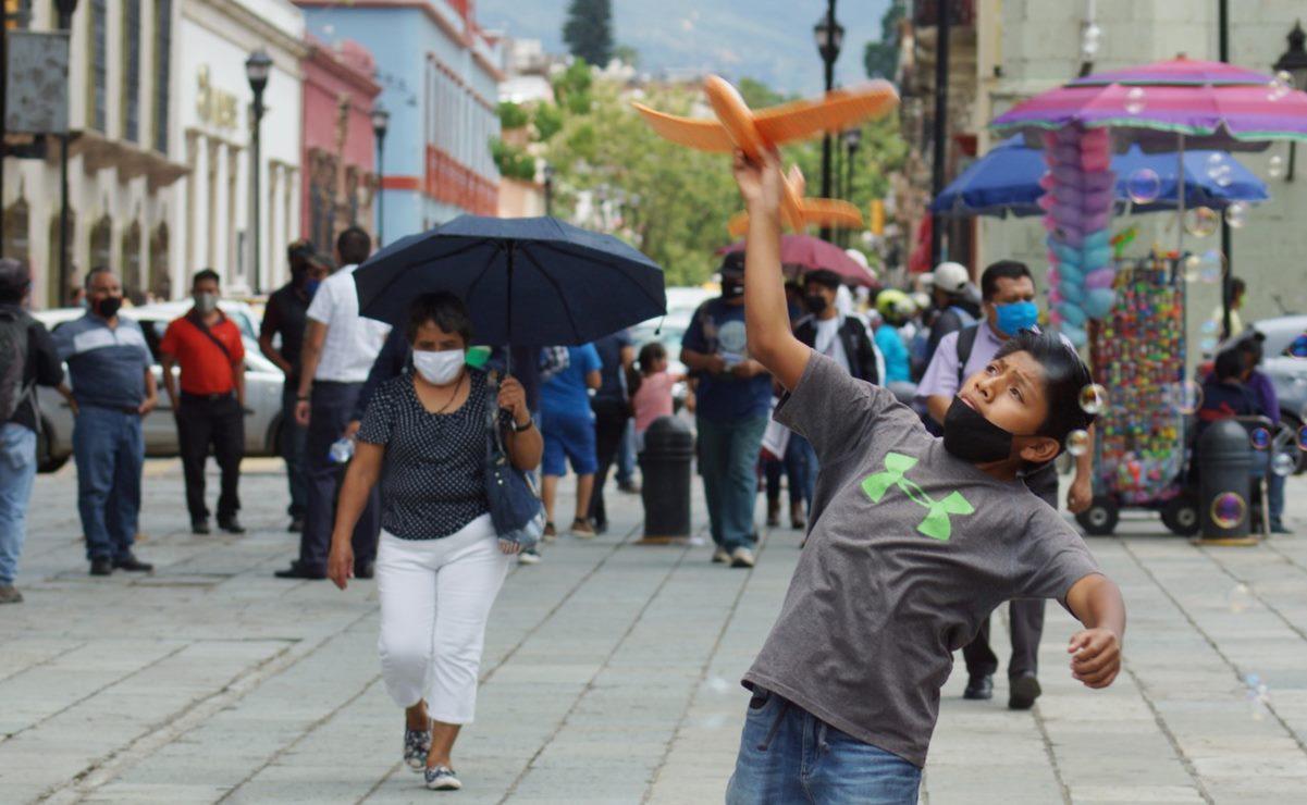 Rebasa Oaxaca las mil 200 muertes a causa de Covid-19