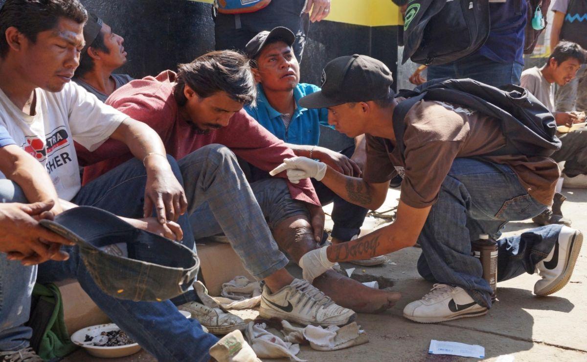 Pandemia no frena ayuda: jóvenes llevan esperanza a quienes viven con adicciones y sin techo