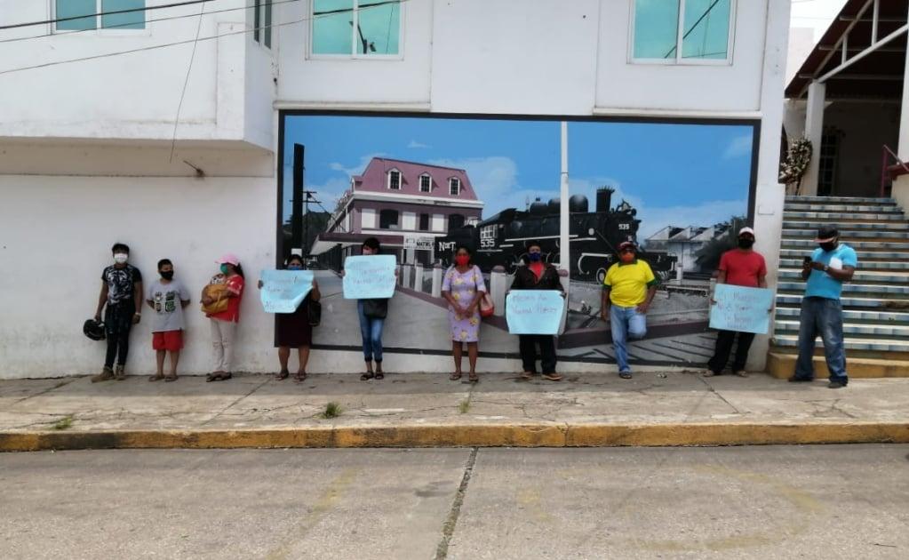 Exigen en Matías Romero que suplente asuma cargo de edil, tras su fallecimiento por Covid-19